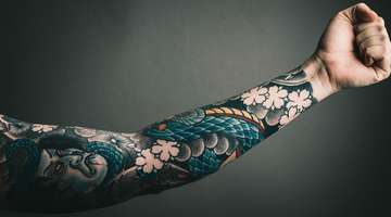 5 Tips To Heal New Tattoos
