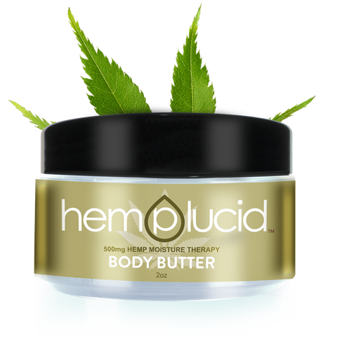Hemplucid Body Cream 500mg 2oz
