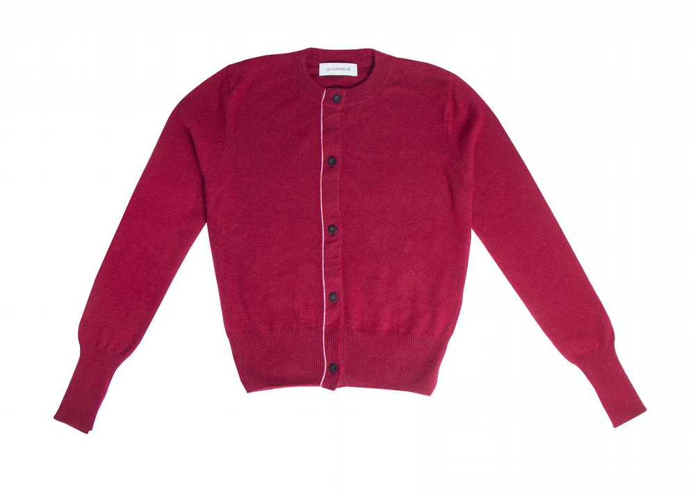 The Elisabetta Cardigan