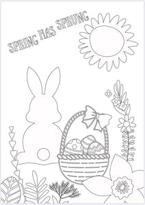 PRINT AND SEND SPRING HAS SPRUNG