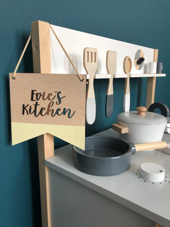 CUSTOM KITCHEN/ ROOM HANGER