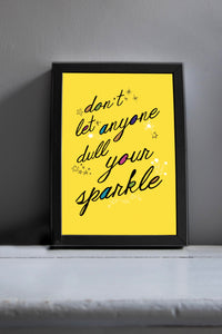 LET IT SPARKLE