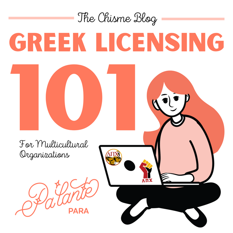 Greek Licensing 101