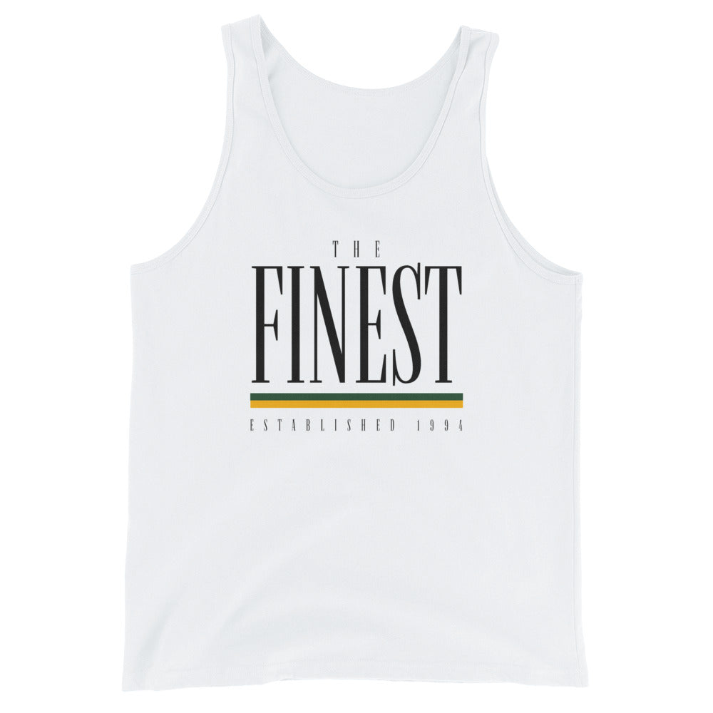 The Finest Old School Tank Top