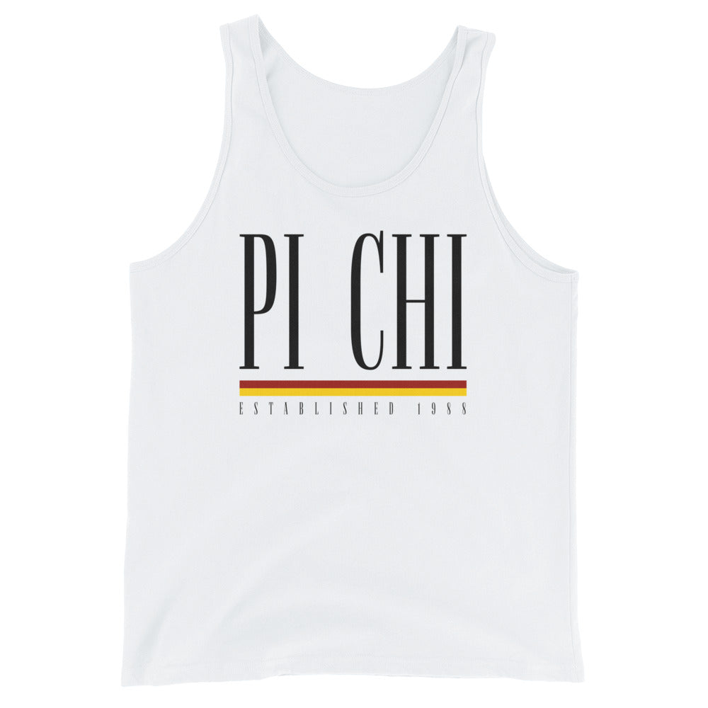 Pi Chi Old School Tank