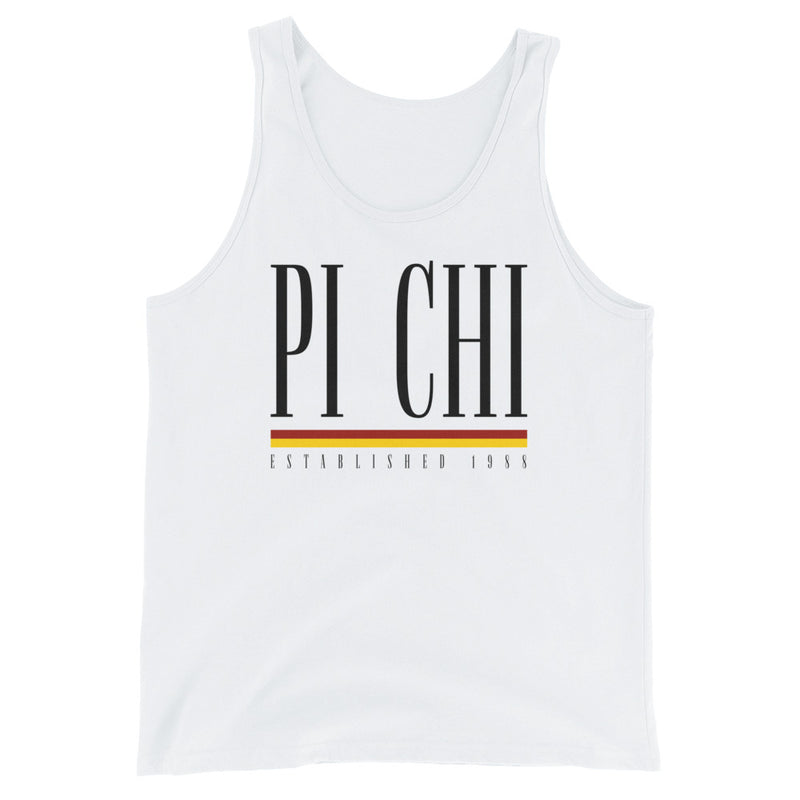 Pi Chi Old School Tank Top