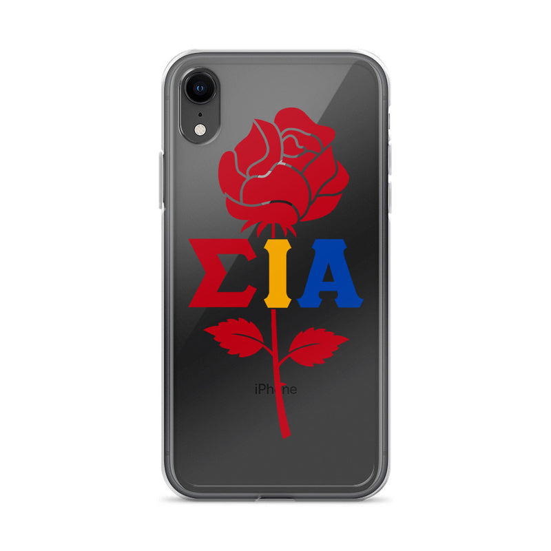 SIA Rosa iPhone Case