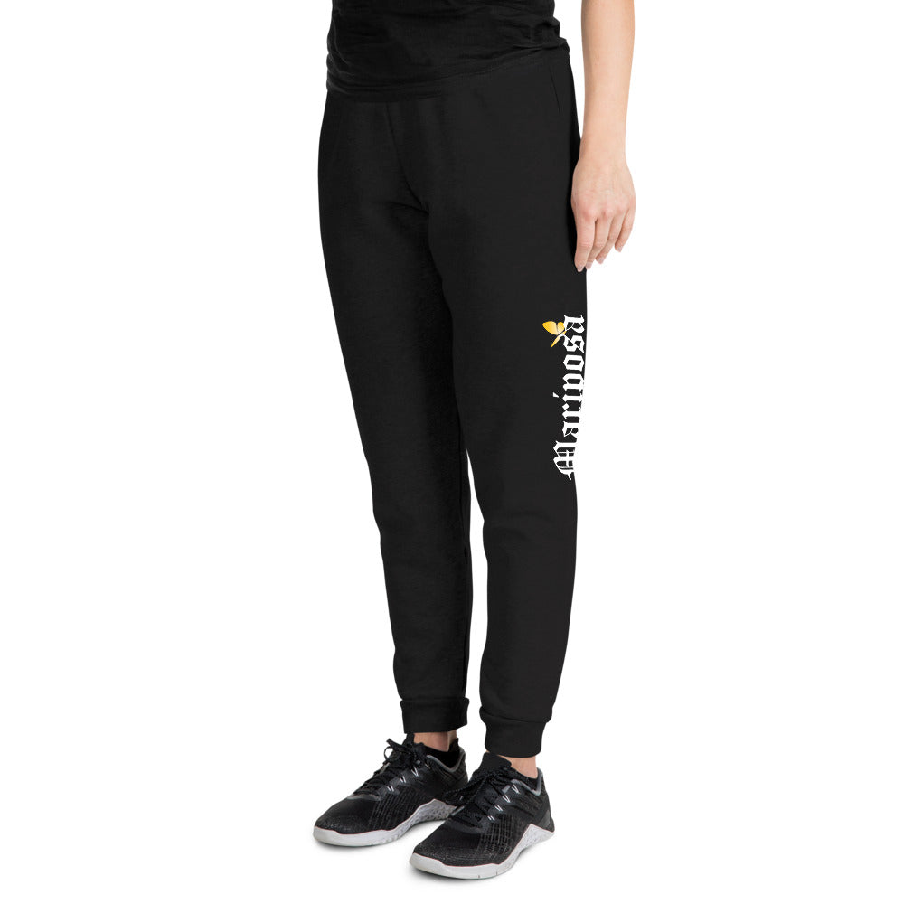Mariposa Blackletter Joggers