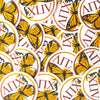 LPC Butterfly Logo Sticker