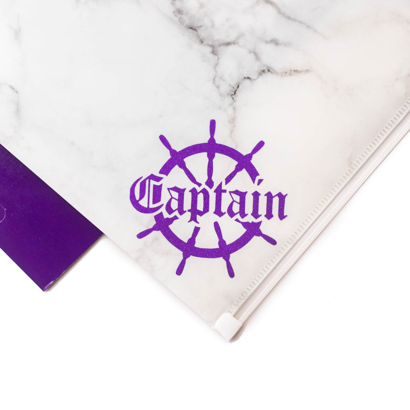 Captain Decal Sticker