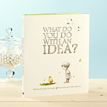 What do you do with an idea? - Kobi Yamada