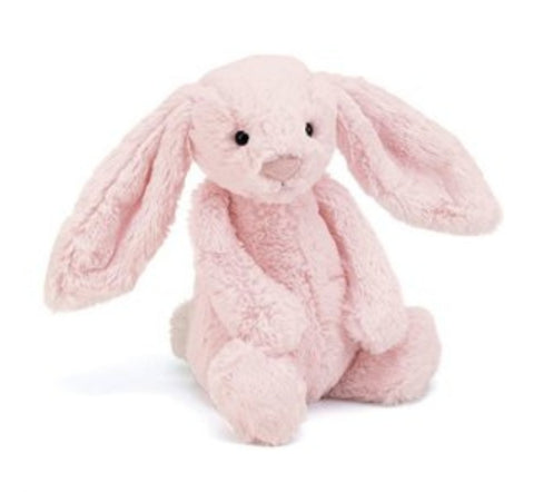Jellycat soft pink medium bunny