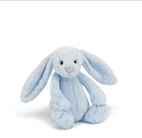 Jellycat Baby Blue Bunny Medium