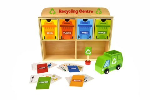 Wooden Recycling Centre