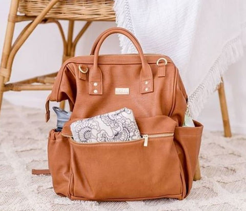 Isoki Tan Byron Nappy Backpack