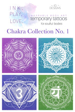 Load image into Gallery viewer, Chakra Collection 1