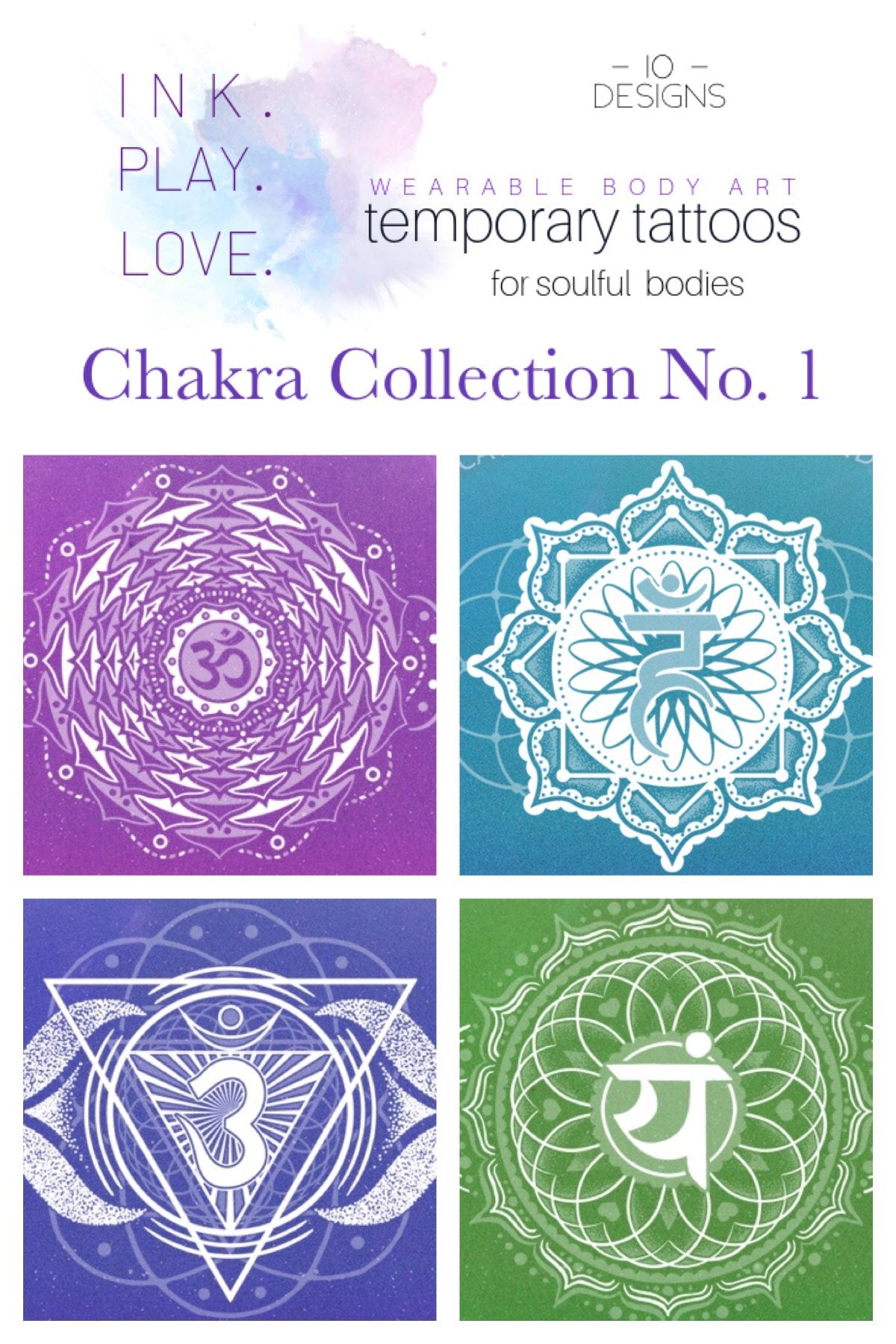 Chakra Collection 1