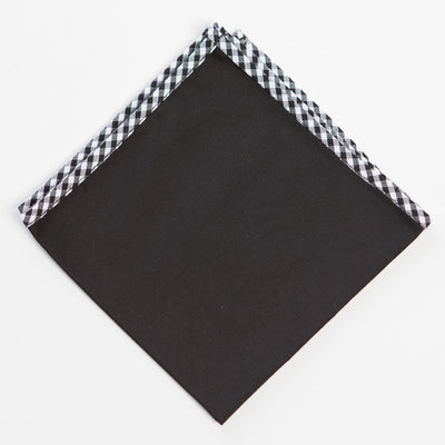 goTIELESS Matching Pocket Square