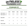 goTIELESS Founders Shirt + Founders Club Membership
