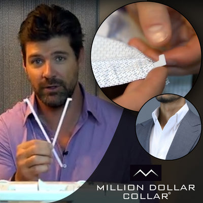 Million Dollar Collar | Placket Stays