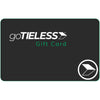 goTIELESS Gift Card