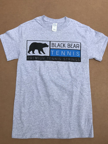 Black Bear Logo Short Sleeve T-Shirt