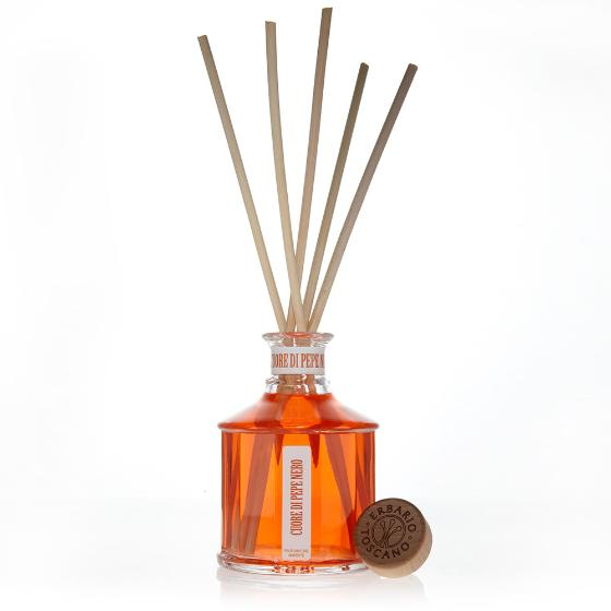 Erbario Toscano Pepe Nero - Black Pepper Luxury Fragrance Diffuser
