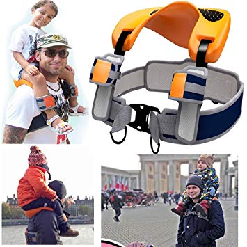 Shoulder Carrier Seat For Kids | Baby & Kids Accessories | THE ESSENTIAL |