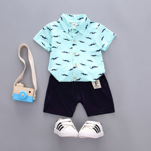 Casual Set For Boy | Toddler Boy Clothing | The Essential
