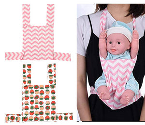 Front Baby Doll Carrier | Kids Toys & Accessories | THE ESSENTIAL |