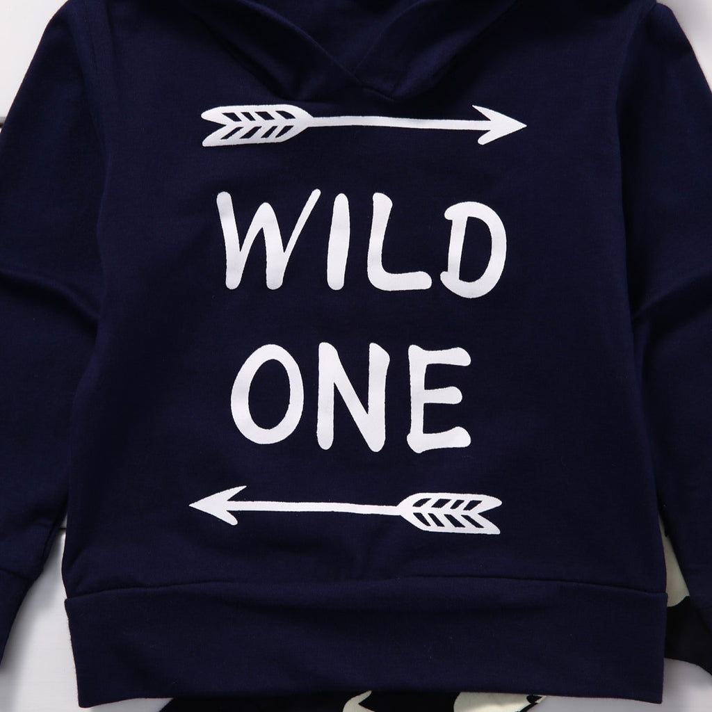 Wild One Outfit | Toddler Clothes | The Essential