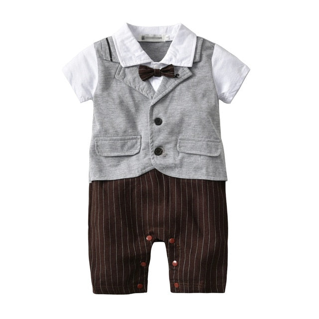 Baby Suits little Gentleman | Baby Boy Clothing | The Essential
