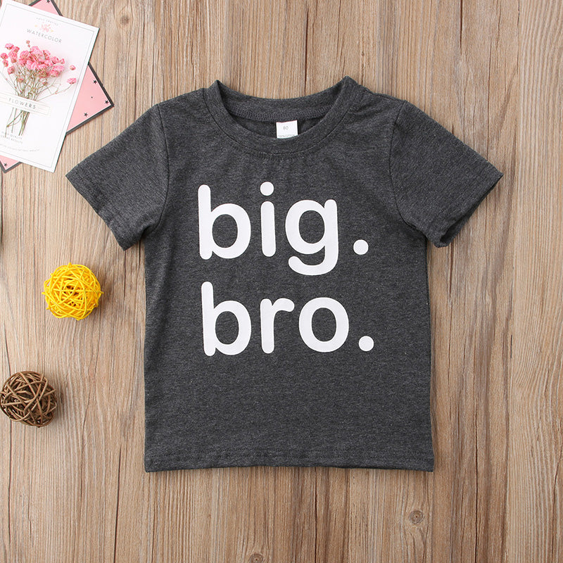 Summer Big Bro T-shirt | Toddler Clothing | The Essential
