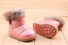 Load image into Gallery viewer, Rabbit Fur Boots For Baby | Baby Accessories | THE ESSENTIAL |