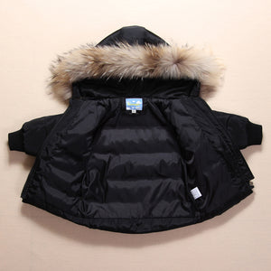 Winter Jacket And Pants Set