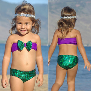 Mermaid Swimsuit | Baby and Children Clothing | The Essential
