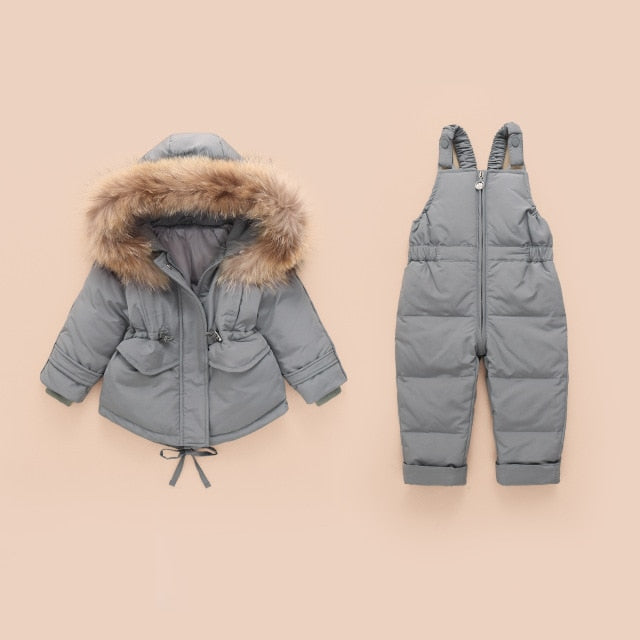 Winter Jacket And Pants Set | Winter PROMO | THE ESSENTIAL