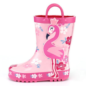 3D Waterproof Boots For Girls | Kids Accessories | THE ESSENTIAL |