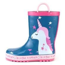 Load image into Gallery viewer, 3D Waterproof Boots For Girls | Kids Accessories | THE ESSENTIAL |