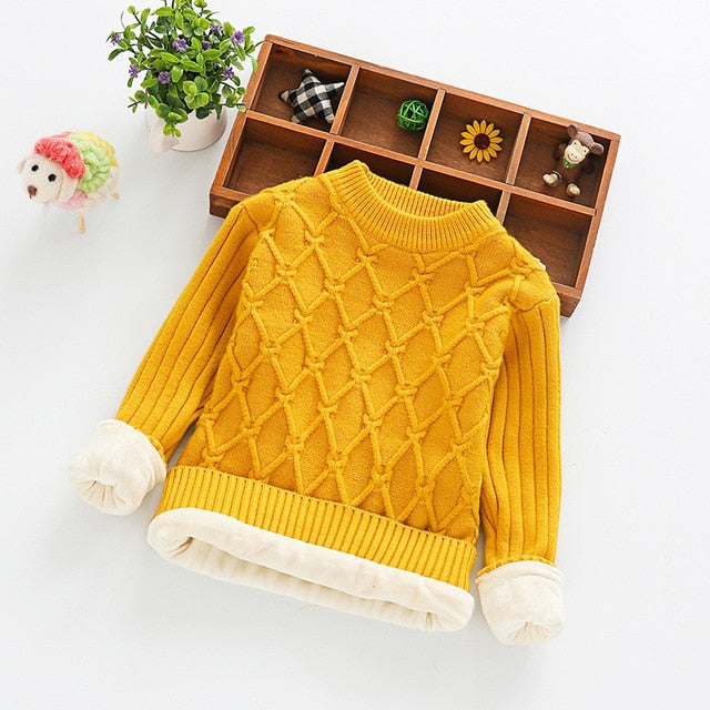 Cute And Warm Sweater | Clothing | THE ESSENTIAL |