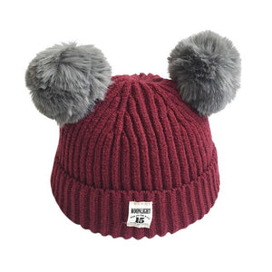 Cute Knitted Beanie Hat | Baby & Kids Accessories | THE ESSENTIAL |