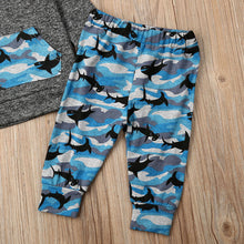 Load image into Gallery viewer, Cartoon Shark Set | Baby & Kids Cloth | Accessories | The Essential