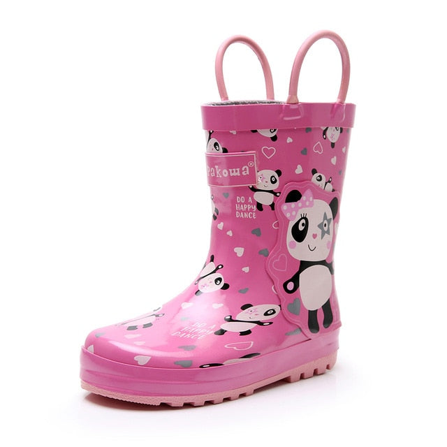 Waterproof Rubber Boots | Kids Accessories | THE ESSENTIAL |