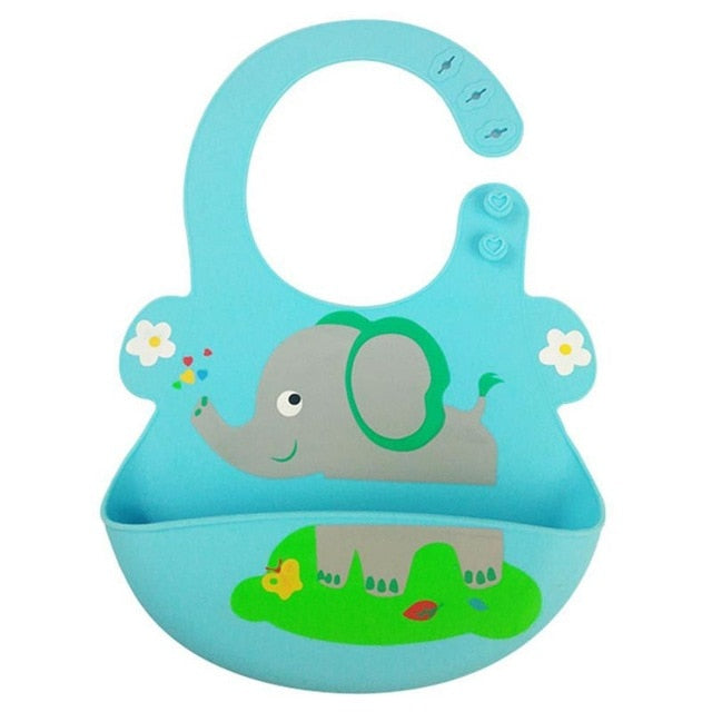 Silicone Baby Bib | Essentials | THE ESSENTIAL |