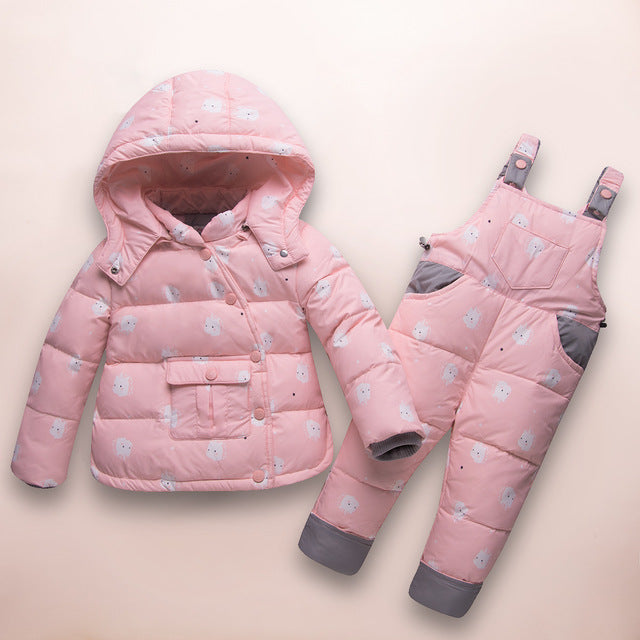 Winter Jacket And Pants Set  | Baby & Kids Clothing | THE ESSENTIAL