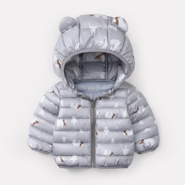 Bear Winter Jacket | Baby & Toddler Clothing | THE ESSENTIAL