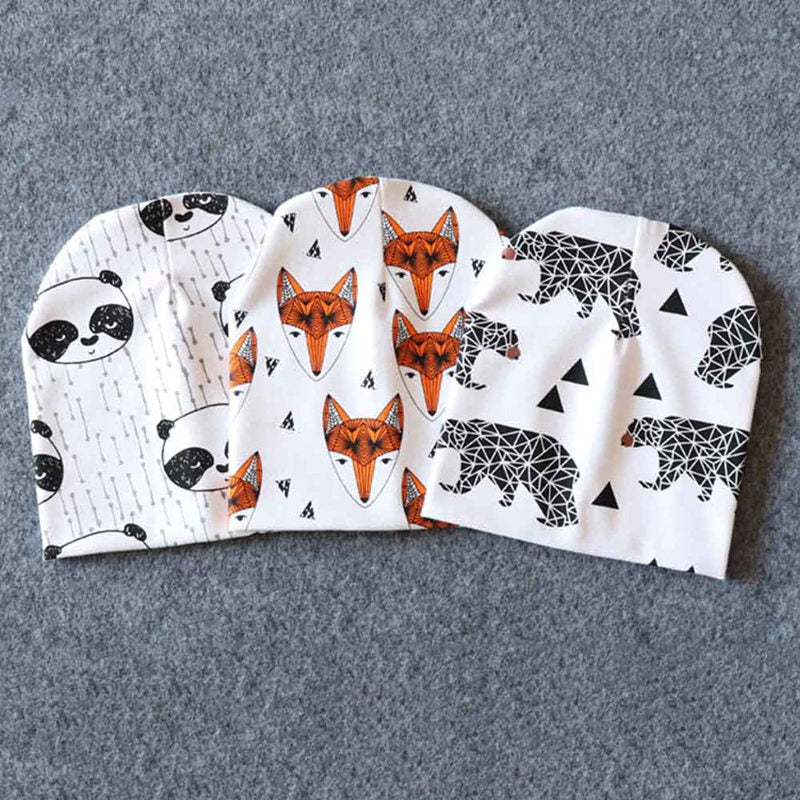 Printed Animal Hat | Accessories | THE ESSENTIAL |