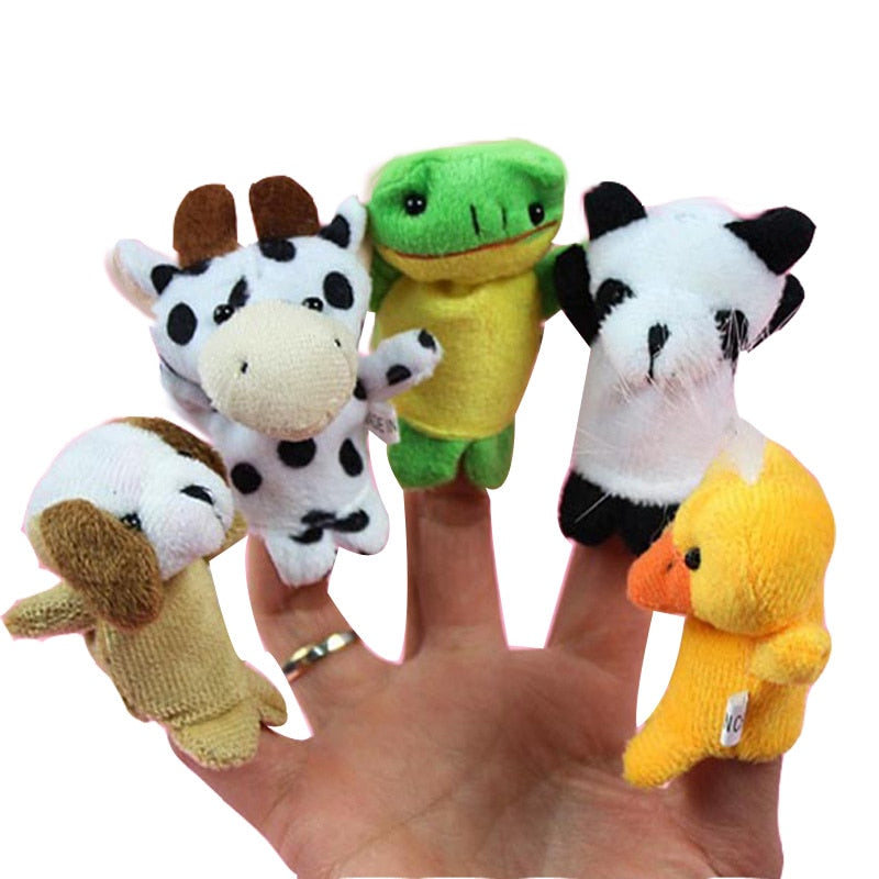 Animal Finger Puppet | Baby Accessories | THE ESSENTIAL |