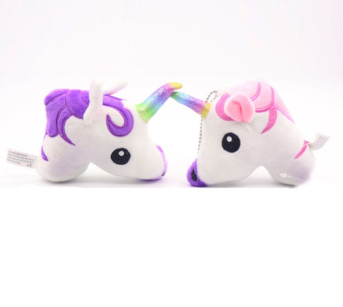 Unicorn Plush Key-chain | Kids Toys & Accessories | THE ESSENTIAL |