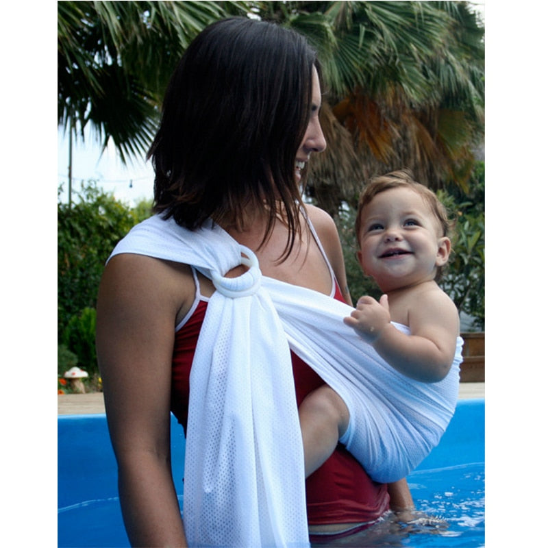 Breathable Baby Wrap | Baby Accessories | THE ESSENTIAL |